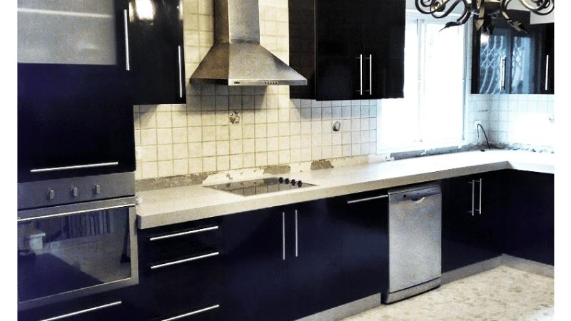 החלפת דלתות למטבח בנס ציונה
