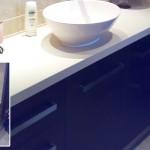 ארון אמבט סגנון מודרני - פורמיקה